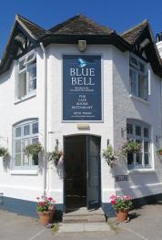 The Blue Bell at Cocking - Exterior and Garden