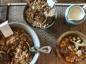 Breakfast - Petit déjeuner