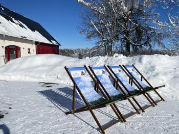 Zur Bergwiese Relax im Winter
