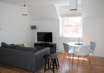 Coach House - Open Plan Living Area