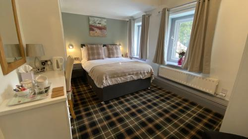 Double room-Ensuite-Winster - Base Rate