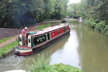 Thames Path - Oxford Canal