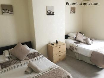 Quad room-Ensuite