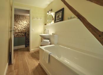 Salle de bain Chambre de Joséphine