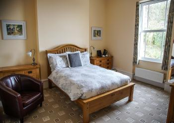 Deluxe Double - Room 5 - Accessible Compliant