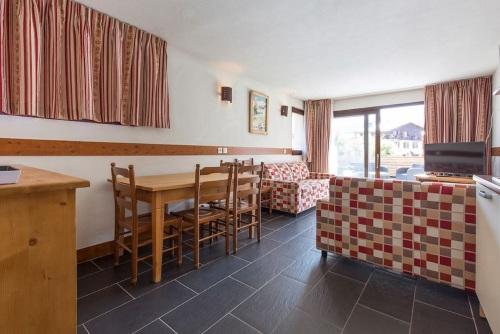 Appartement 104 avec Terrasse Panoramique - Vue sur Mont Blanc