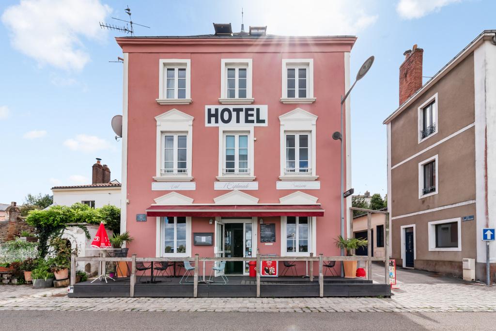 Hôtel-Restaurant L'Esplanade