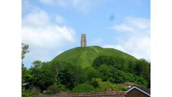 Camelot's View to The Tor