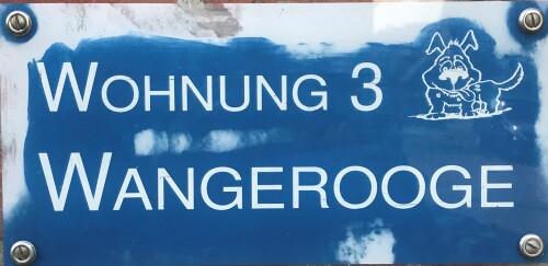 Ferienwohnung-Eigenes Badezimmer-3 Wangerooge - Wangerooge Standardpreis