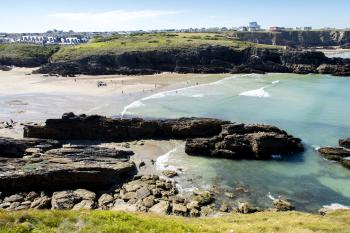 Cornish Holiday - Porth Beach - just a short drive from Meadow Rise