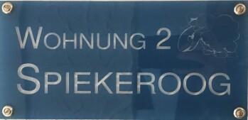 Ferienwohnung-Eigenes Badezimmer-2 Spiekeroog - Standardpreis