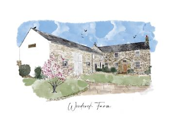 Woodcock Farm - Woodcock Farm exterior illustration