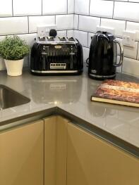 Kitchen Toaster & Kettle