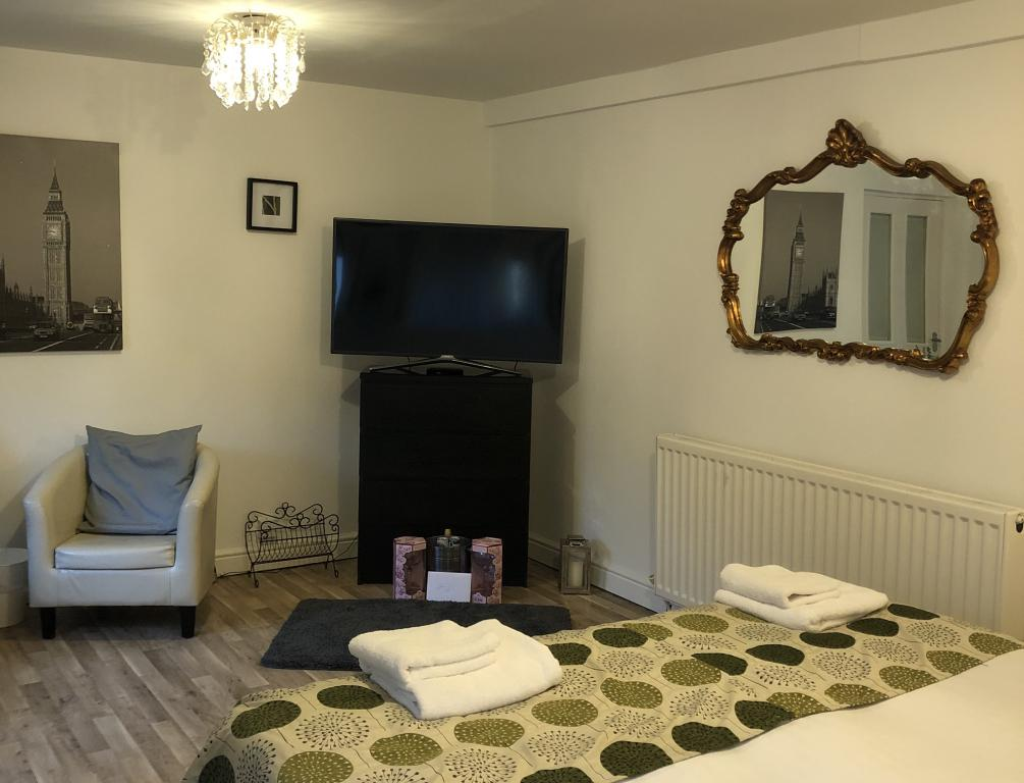 Deluxe Ground Floor Double Room