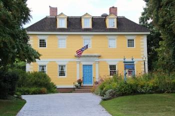 Newport House, designed 1756