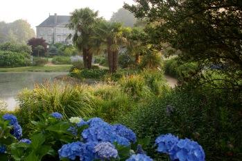 Jardin de la source bleue