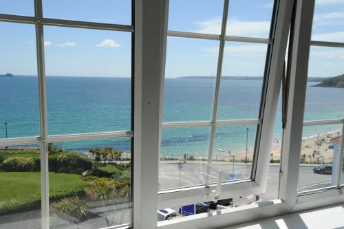 Double room-Deluxe-Ensuite-Sea View-with bath or shower