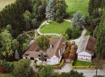 La Valandière - Une ancienne ferme au carré