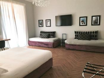 Suite-Superiore-Bagno in camera con doccia-Balcone - Tariffa di base