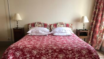 Chambre Jacques Coeur - King size bed - double