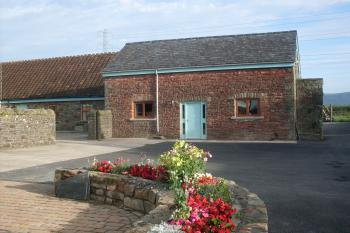 Stables front view