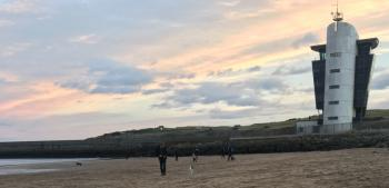 Aberdeen beach and gorgeous scenery a short drive from Ferryhill