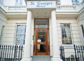 St Georges Hotel Pimlico - St. Georges Hotel