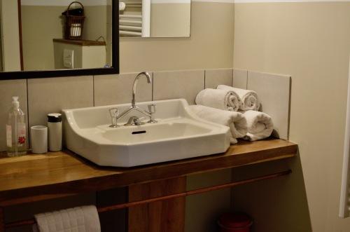 Chambre double Salle de bain Privée Le Créneau