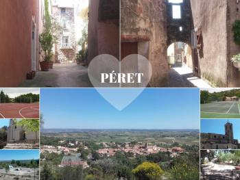 Le village de Péret