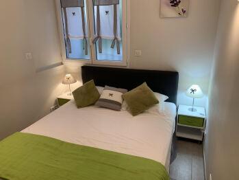 Chambre Simple-Basic-Salle d'eau-Provence