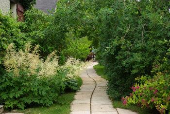 """Le Jardin du Nid d'Omer - Crédit Photo J.L GASCOIN """" Mon Jardin Ma Maison """""""