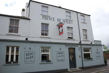 The Prince of Wales -