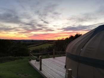 Looe Yurts -