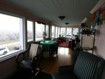 2nd Floor Enclosed Sun Porch