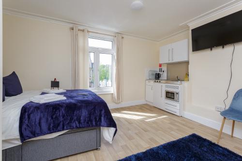 Flat 2 - Luxury St Mary Apartments