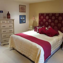 Double room-Deluxe-Ensuite with Shower-Champagne Room