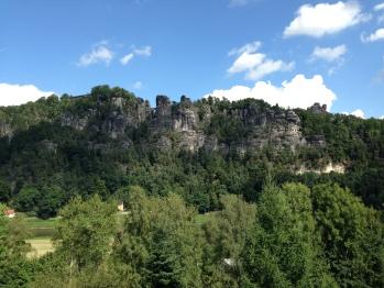 ...tolle Landschaften Elbtal Sächsische Schweiz