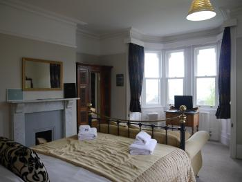 TV & DVD players in all Rooms at Eastfield Lodge