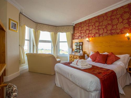 Double room-Superior-Ensuite-Sea View - Base Rate