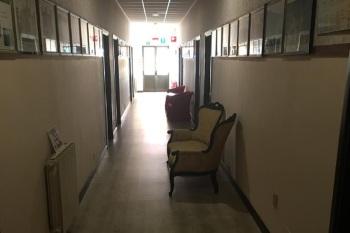 Corridoio accesso alle camere piano terra