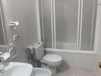 baño de habitacion estandar