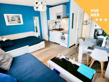 Studio-Appartement-Salle de bain Privée-Vue mer - Tarif de base