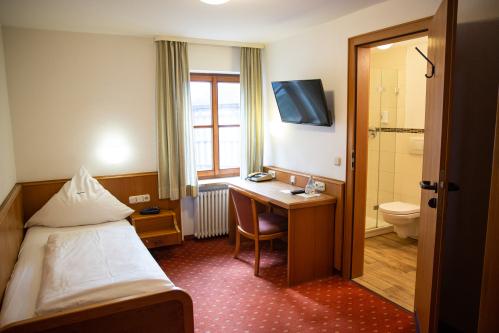 Einzelzimmer-Standard-Eigenes Badezimmer - Basistarif
