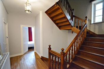 Palier et escalier