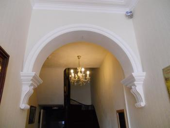 Arch with Period Mouldings
