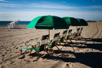 Beach Set Up Service!