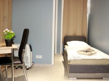 Einzelzimmer-Budget-Gemeinsames Badezimmer - Standardpreis
