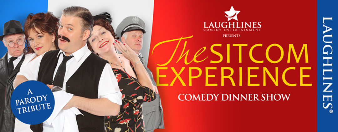 The Sitcom Experience 28TH June 19 7pm