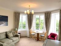 Superior Family Suite Lounge with the Cliff Railway & Sea Views