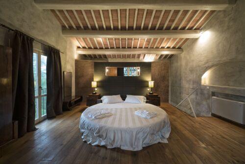 Villa-Premium-Bagno in camera con doccia-Vista giardino-3 Bagni